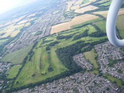 Juniper Green from the air (2)