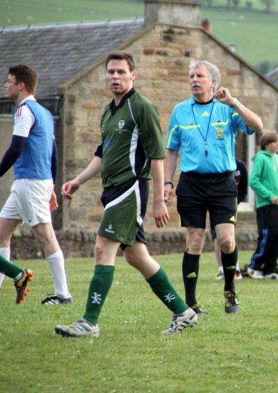 Five a side final 1 June 12
